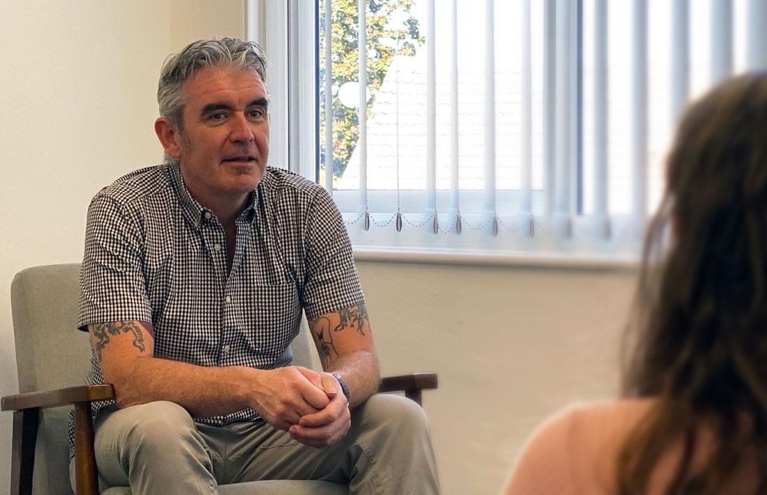 John McDermott - North Leeds Therapy